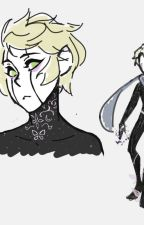 chatnoir x ___ ONE SHORT by Alemax2003