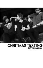 CHRISTMAS TEXTING [malum] by anesthood