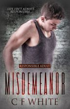Misdemeanor (Responsible Adult #1)  by CFWhiteUK