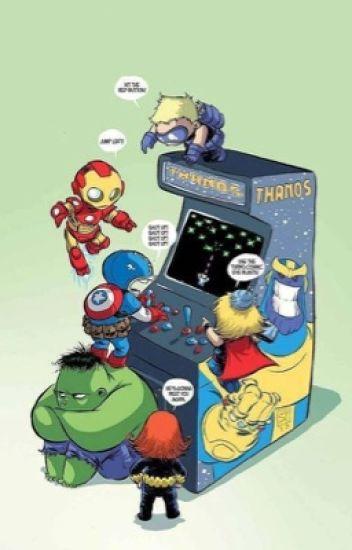 Avengers Parent Preferences/Imagines
