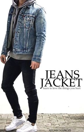 Jeans Jacket by xPureChances