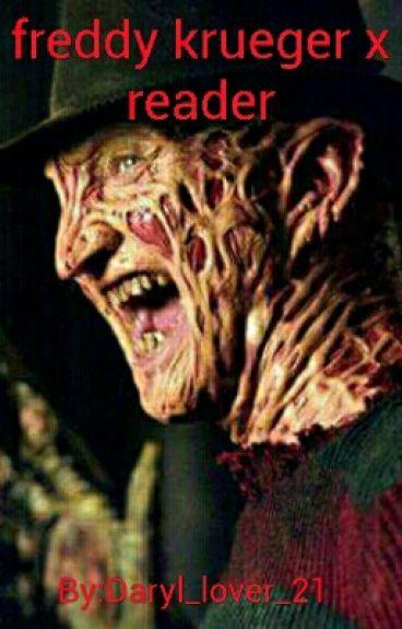 Freddy Krueger x reader