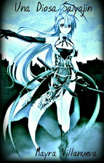 Una diosa Saiyajin(Trunks Y Tu)