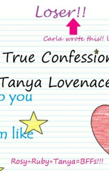 True Conffesions of Tanya Lovenace