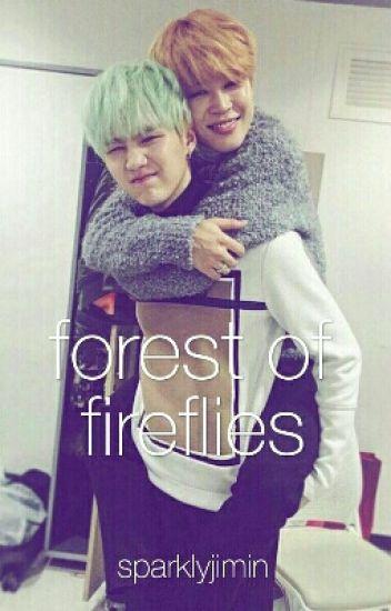 forest of fireflies • yoonmin