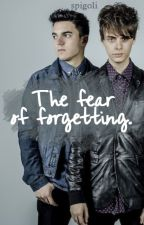 The fear of forgetting. by spigoli