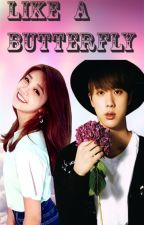 Like a Butterfly | Jin and Eunji (BTS and Apink) by Daebak123
