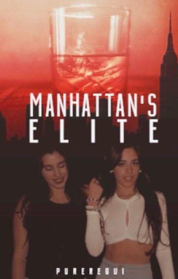 manhattan's elite ➳ camren