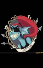 Undyne by DragonFlame123456