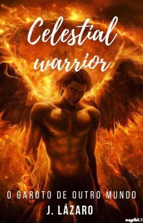 O Guerreiro Celestial by lazarok