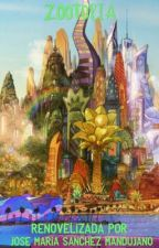 Zootopia - Novela by Another_Engineer
