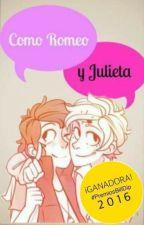 Como Romeo y Julieta #PremiosBillDip by beautiful_dissaster