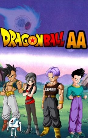 Dragon Ball: AA by Pizza7u7