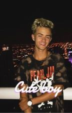 cute boy » jolinsky  by priscizzle