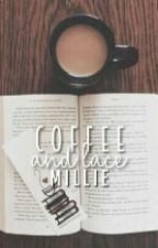 Coffee and Lace // cameron dallas by -khione