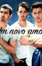 Um Novo Amor  by AnaLuana_Cabral