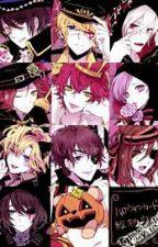 Diabolik Lovers Random Pairings by Amaikwaiiokami