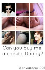 Can you buy me a cookie, Daddy? by edwardcox1995
