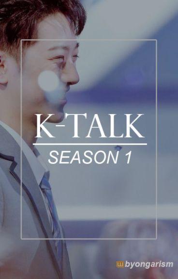 K-Talk! 「exo x red velvet.」