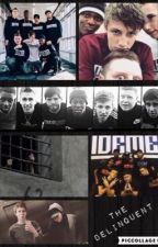 The Delinquent (A Sidemen Fanfiction) by kenzieXIX