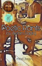 Poetic Rants By Akram Sadiq by most_bay