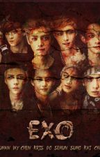 EXOPHOBIA [EXO Horror Fanfic] BOOK 1 by EXOIcePrince