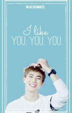 I like you, you, you ➳SeHo by yepuji