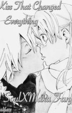 The Kiss That Changed Everything (SoulXMaka Fanfiction) by animelover4life101