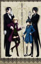 Black Butler x Reader by Anime_Magic33