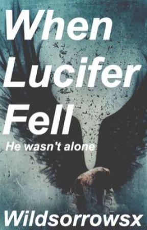 When Lucifer Fell by rosegoldstars