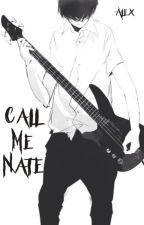 Call me Nate {Natepat} by professor-parzival