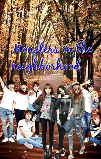 Одно общежитие на две группы ( BTS )