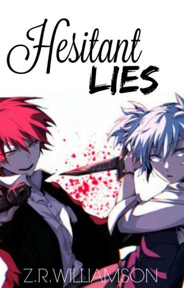Hesitant Lies (Karma x Nagisa)