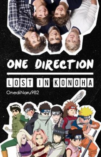 One Direction Lost In Konoha (versi Indonesia)