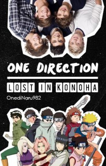 One Direction Lost In Konoha (versi Indonesia)