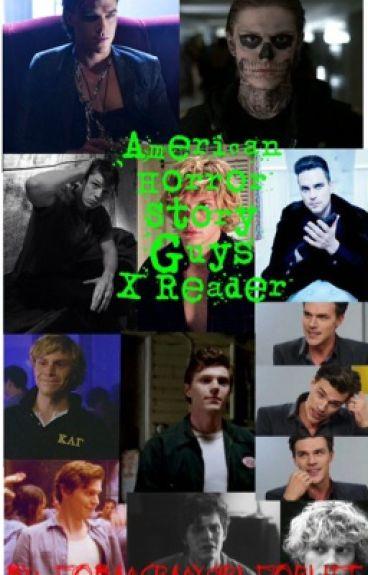 AHS Guys x Reader