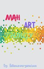 Mah Art Thingy! by FollowEveryoneISee