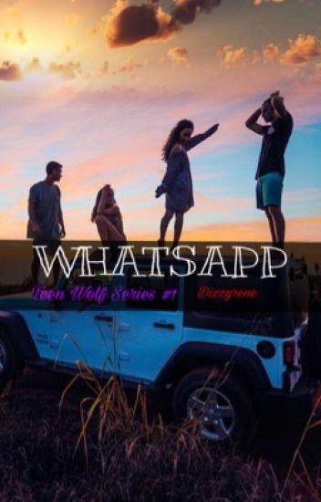 Teen Wolf || Whatsapp [Düzenleniyor]