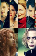 Once upon a time...... and vampires by insaneredhead