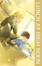 Lunch At High Noon: Royed Mini-Fanfic by NinjaVaughan