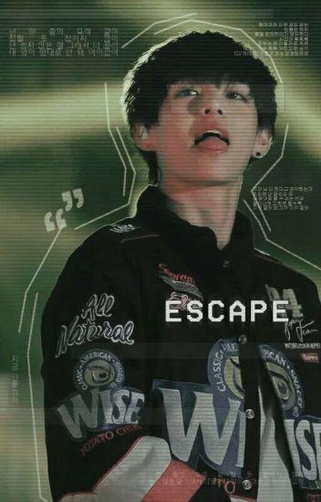 Escape» Taehyung; BTS