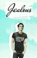Jealous  by --BloodyHeart--