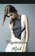 Mysterious Girl by nafarinai