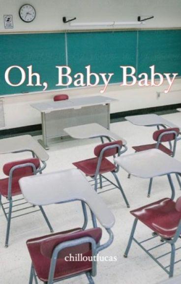 Oh, Baby Baby ☾cake au