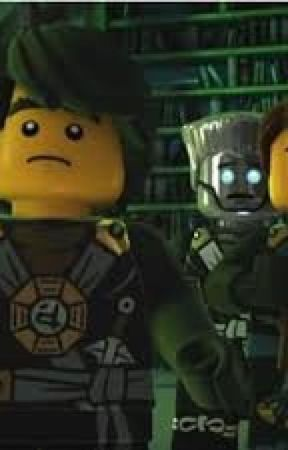 Ninjago Oneshots *Requests Open* - Cyborg Reader x Zane Part