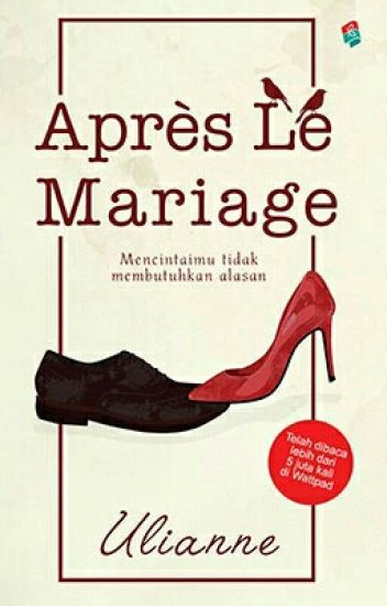 Après Le Mariage (SUDAH TERBIT OLEH BUKUNE)