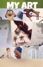 My Art  by JulieMalfoy