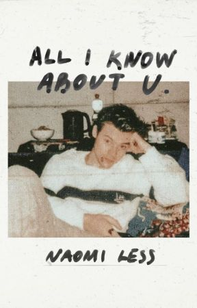 all I know about u./h.s - short story by naomiless