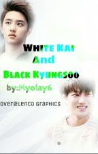White  Kai  and  black kyungsoo by Mylovelysuho