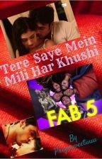 MANAN - Tere Saaye Mein Mili Har Khushi  by priyaswetuuu